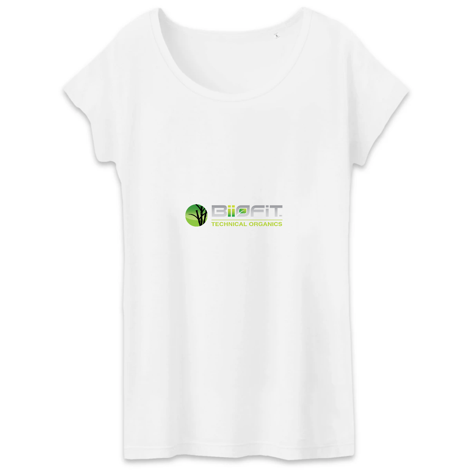WOMEN T-SHIRT - 100% ORGANIC COTTON - TW043
