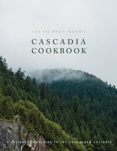 Cascadia Cookbook