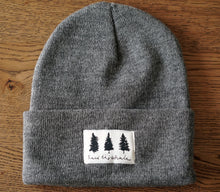 Load image into Gallery viewer, Unisex Grey Cascadia Toque
