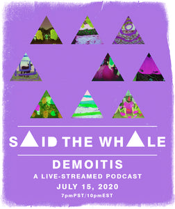 DEMOITIS: A Live-Streamed Podcast (Little Mountain)