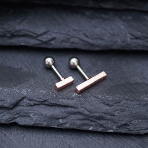 Simple Bar Helix Cartilage Earring Cartilage Piercing Helix Earring Helix Piercing