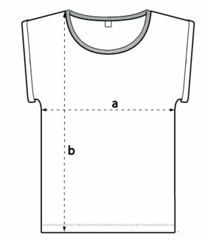 N20 style t-shirt size