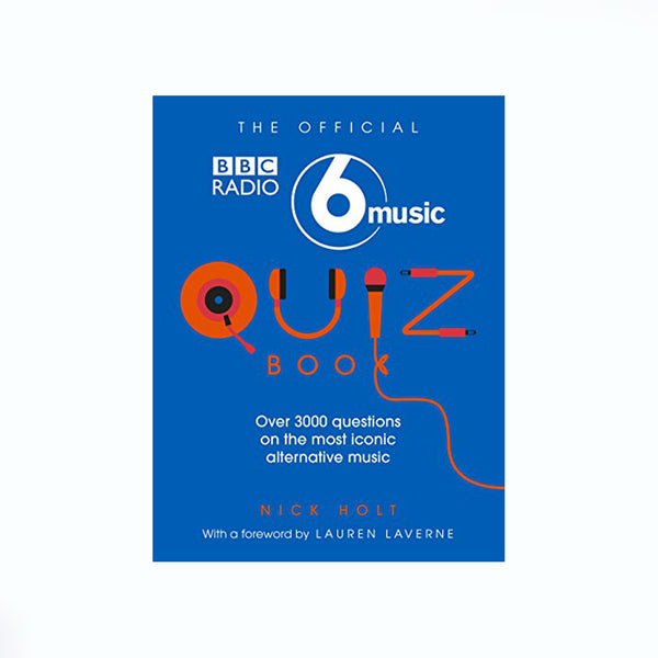 Official 6Music Quiz Book