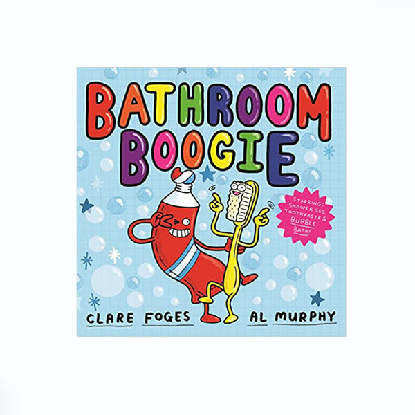 Bathroom Boogie Book