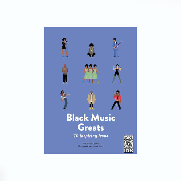 Black Music Greats Book