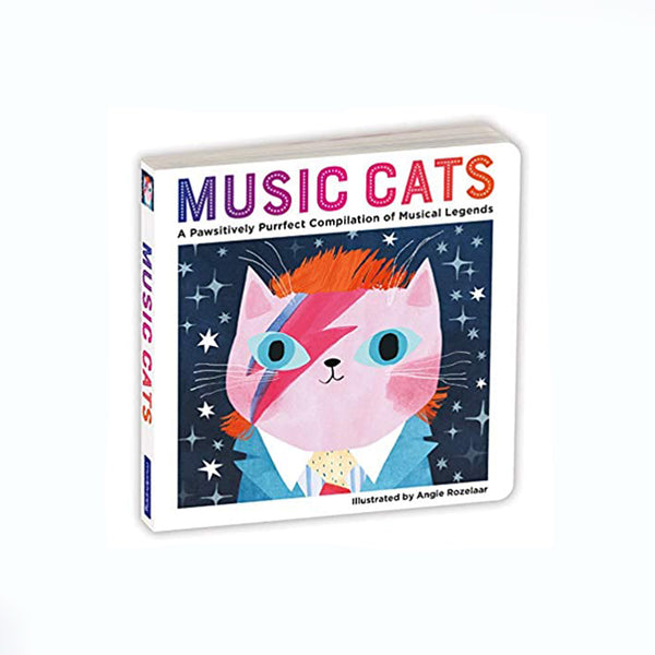 Music Cats Book