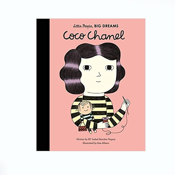 Little People Big Dreams Book Coco Chanel