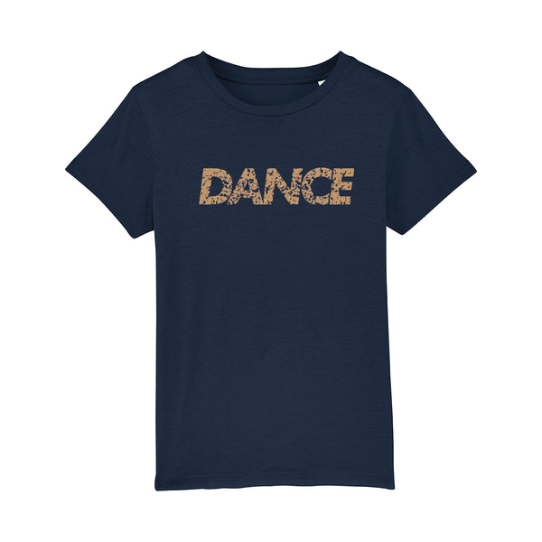 DANCE Kids Tshirt Navy