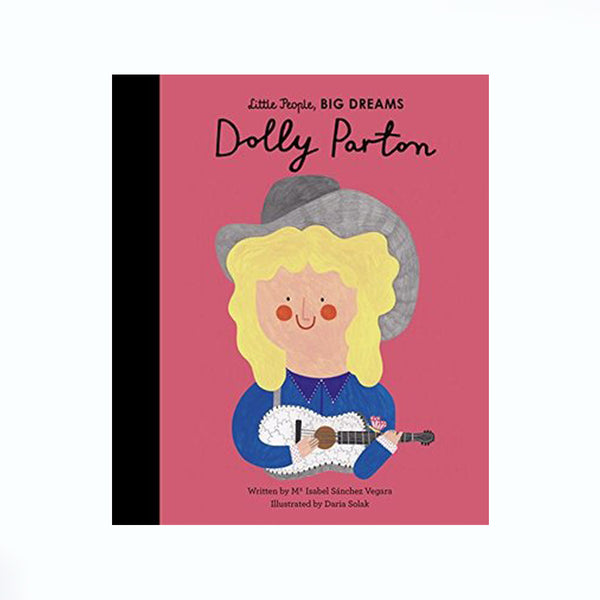 Little People Big Dreams Book Dolly Parton