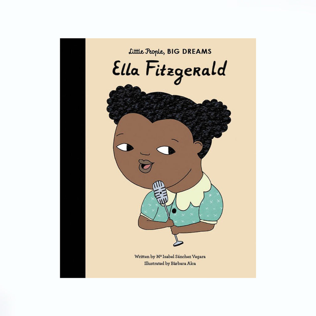 Little People Big Dreams Book Ella Fitzgerald