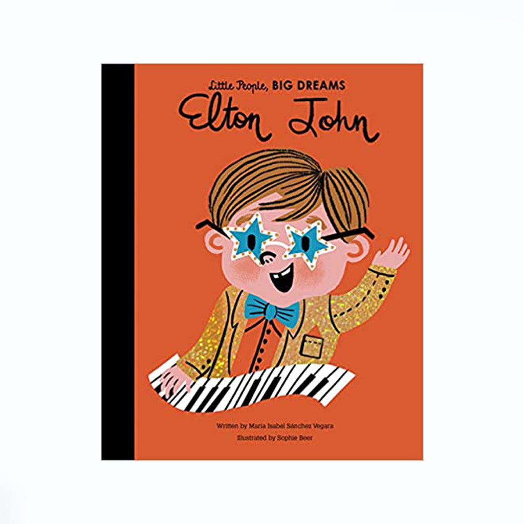 Little People Big Dreams Book Elton John