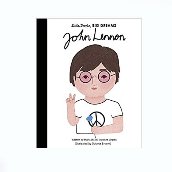 Little People Big Dreams Book John Lennon