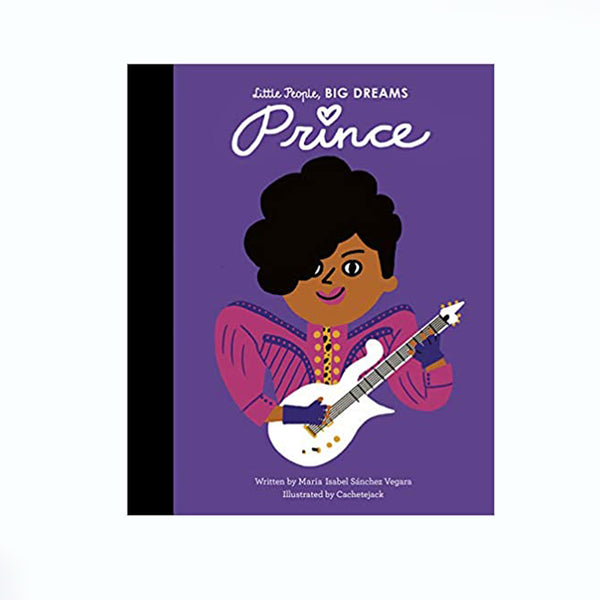 Little People Big Dreams Book Prince