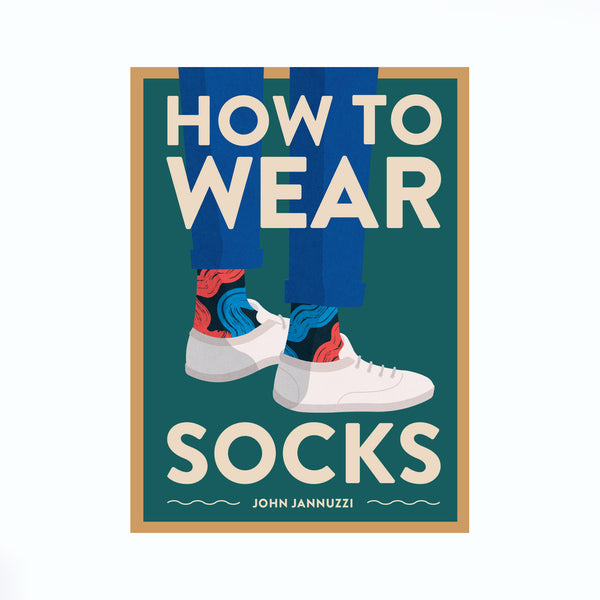 How To Wear Socks Book
