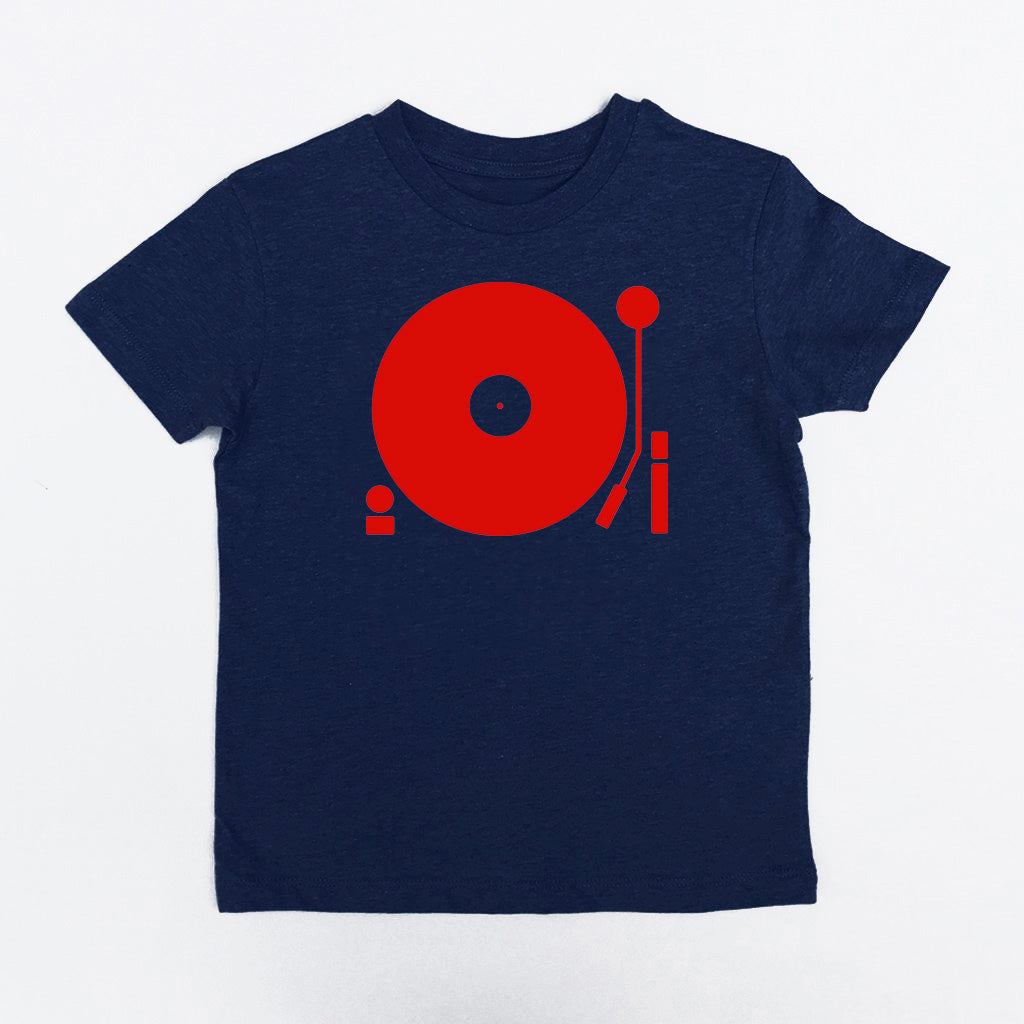 Turnable Mens Tshirt Navy / Red