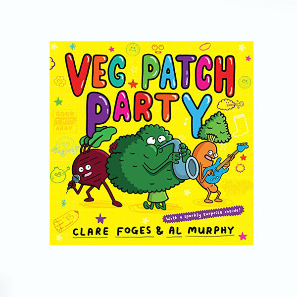 Veg Patch Party Book