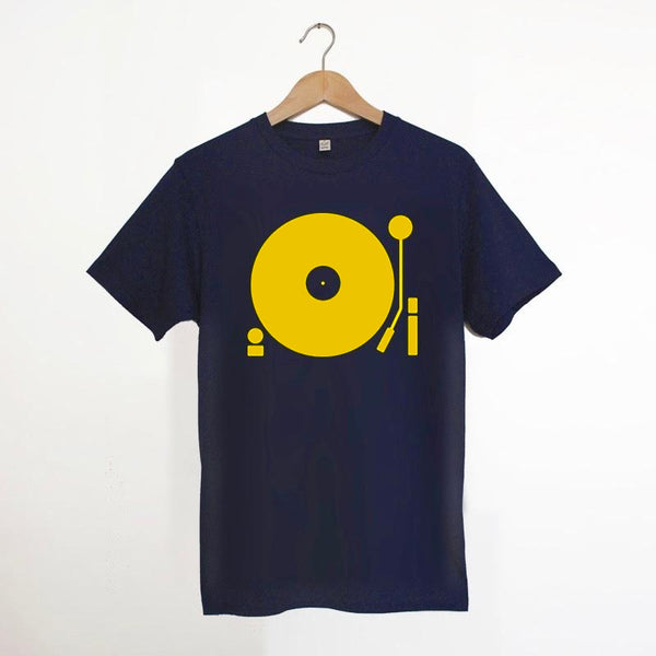 Turntable Mens Navy Blue