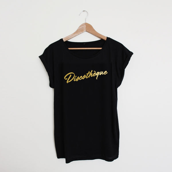 Discothèque Ladies Black / Gold