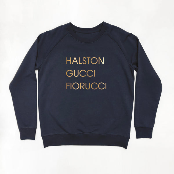 Greatest Dancer Ladies Sweatshirt Navy xx Large Left x