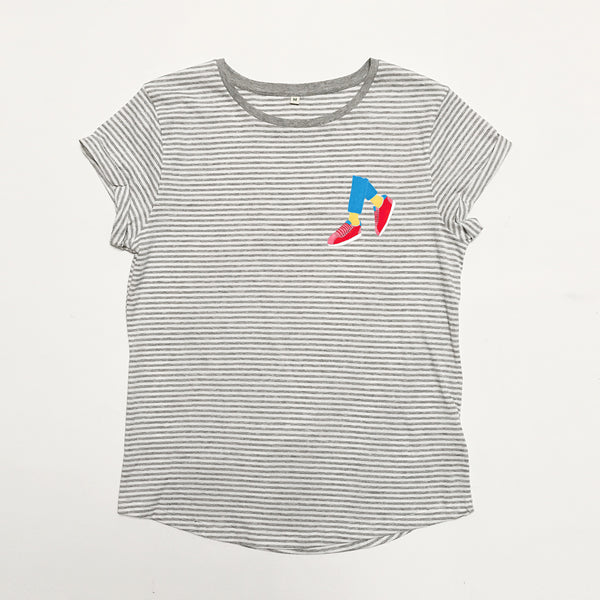 Get Your Kicks En Brogue X Disko Kids Collaboration Tshirt