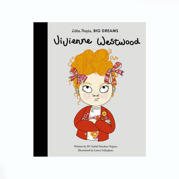 Little People Big Dreams Book Vivienne Westwood