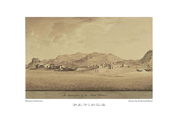 Ferdinand Bauer: Patmos-Ariston Books