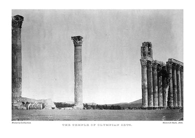 Heinrich Beck: The Temple of Olympian Zeus-Ariston Books