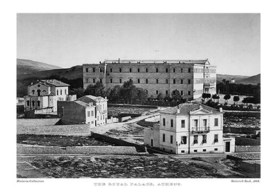 Heinrich Beck: The Royal Palace, Athens-Ariston Books