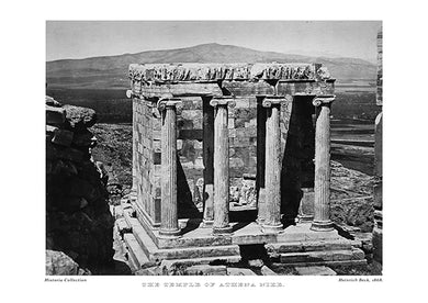 Heinrich Beck: The Temple of Athena Nike-Ariston Books