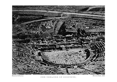Heinrich Beck: The Theatre of Dionysus-Ariston Books