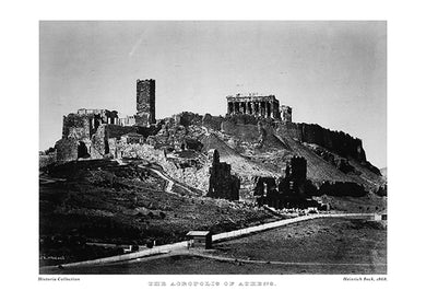 Heinrich Beck: The Acropolis of Athens-Ariston Books