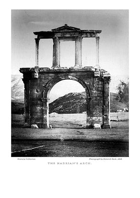 Heinrich Beck: The Hadrian's Arch-Ariston Books