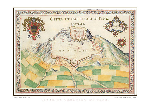 Francesco Basilicata: Città et Castello di Tine-Ariston Books