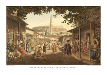 Edward Dodwell: Bazar of Athens-Ariston Books