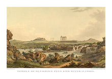 Temple of Olympian Zeus and River Ilissos-Ariston Books