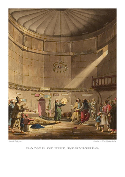 Edward Dodwell: Dance of the Dervishes-Ariston Books