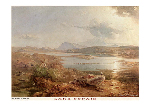 Carl Rottmann: Lake Copais-Ariston Books