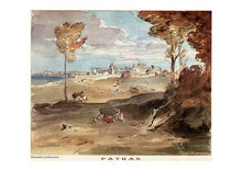 Patras - Set of Five Unframed Reprints