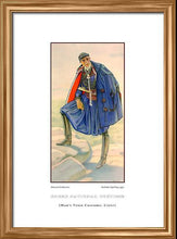 Nicholas Sperling: Greek traditional costume, Men's town costume, Crete