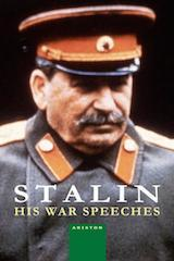 STALIN, HIS WAR SPEECHES