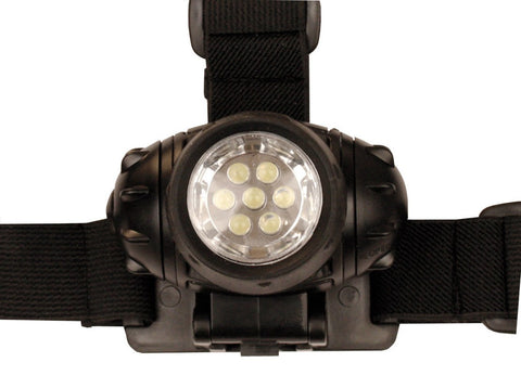 7 LED Headlamp - Preppers Supplies