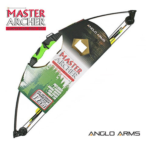 "12lb Compound Bow - ""Master Archer"""