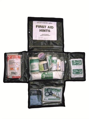 Lifesaver Advanced First Aid Kit - Prepper