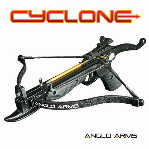 Aluminium 'CYCLONE' Self Cocking Crossbow