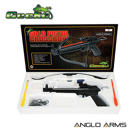50lb Plastic Gekko Crossbow Preppers Hand Crossbow