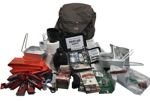 Disaster Bug Out Bag