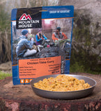 Mountain House Chicken Tikka and Rice Freeze Dried Pouch Big