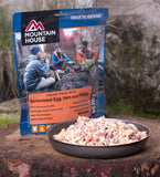 Mountain House Egg, Ham and Potato Freeze Dried Pouch Big