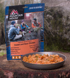 Mountain House Sweet and Sour with Rice Freeze Dried Pouch Big