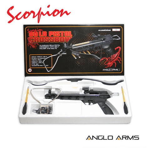 Aluminium 'SCORPION' Anglo Arms Crossbow
